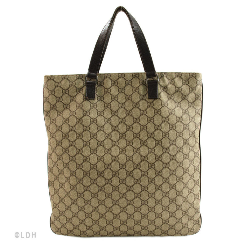 Gucci Flat Shopper Tote (Authentic Pre Owned)