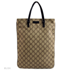 Gucci Flat Monogram Tote (Authentic Pre Owned)