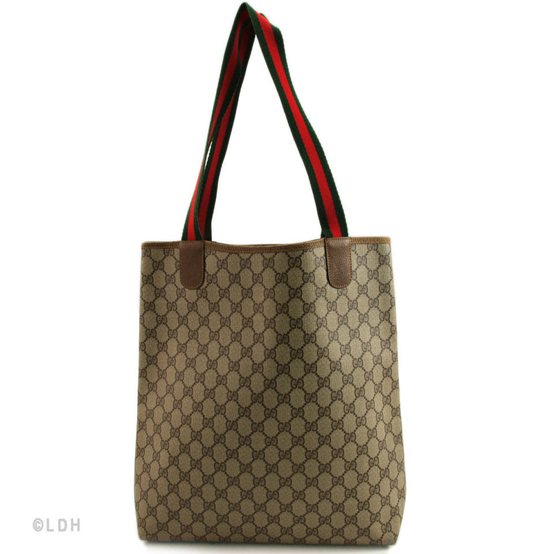 Gucci Vintage Shopper Tote (Authentic Pre Owned)