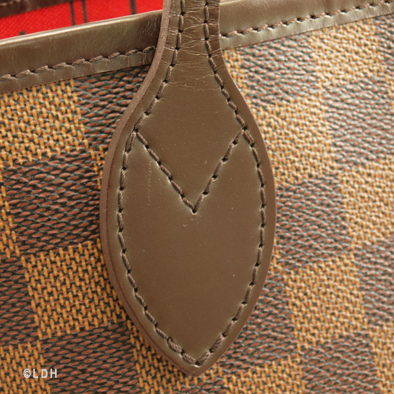 Louis Vuitton Damier Ebene Neverfull PM (Authentic Pre Owned)