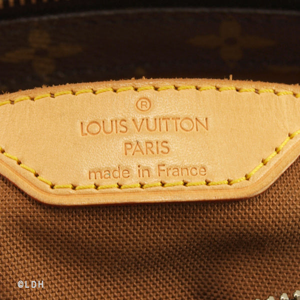 Louis Vuitton Cabas Piano (Authentic Pre Owned)
