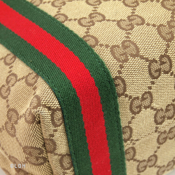 Gucci Bucket with Charms (Authentic Pre Owned)