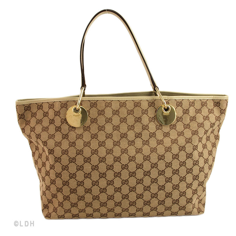 Gucci Large Shopper Tote (Authentic Pre-Owned)
