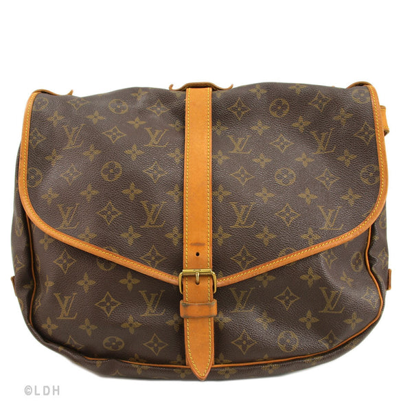 Louis Vuitton Saumur 35 (Authentic Pre-Owned)