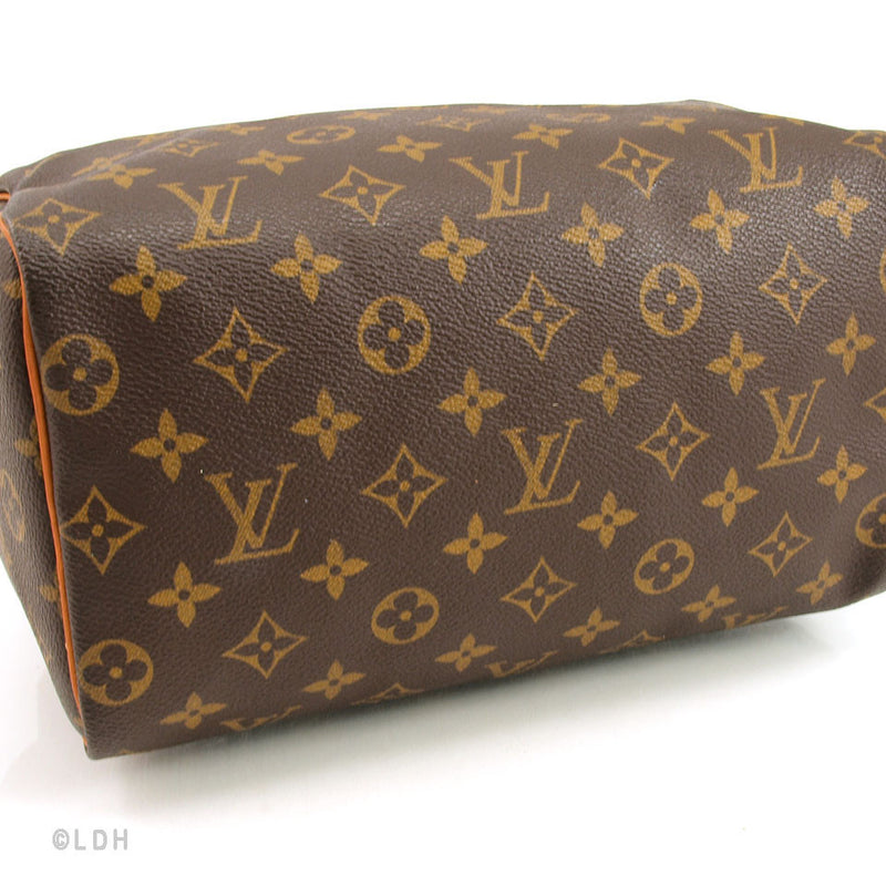 Louis Vuitton Speedy 25 with Lock No Key (Authentic Pre Owned)