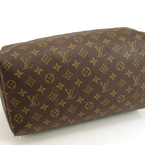 Louis Vuitton Speedy 35 with Lock (Authentic Pre Owned)