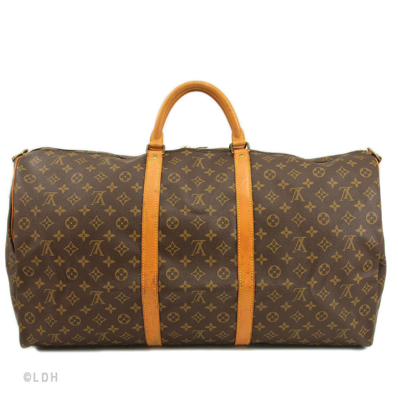 Louis Vuitton Keepall 60 with Strap (Authentic Pre Owned)