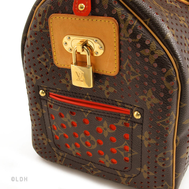 Louis Vuitton Perforated Speedy 30 (Autentic Pre Owned)