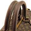 Louis Vuitton Mini Mono Lin Ebony Speedy 30 (Authentic Pre Owned)