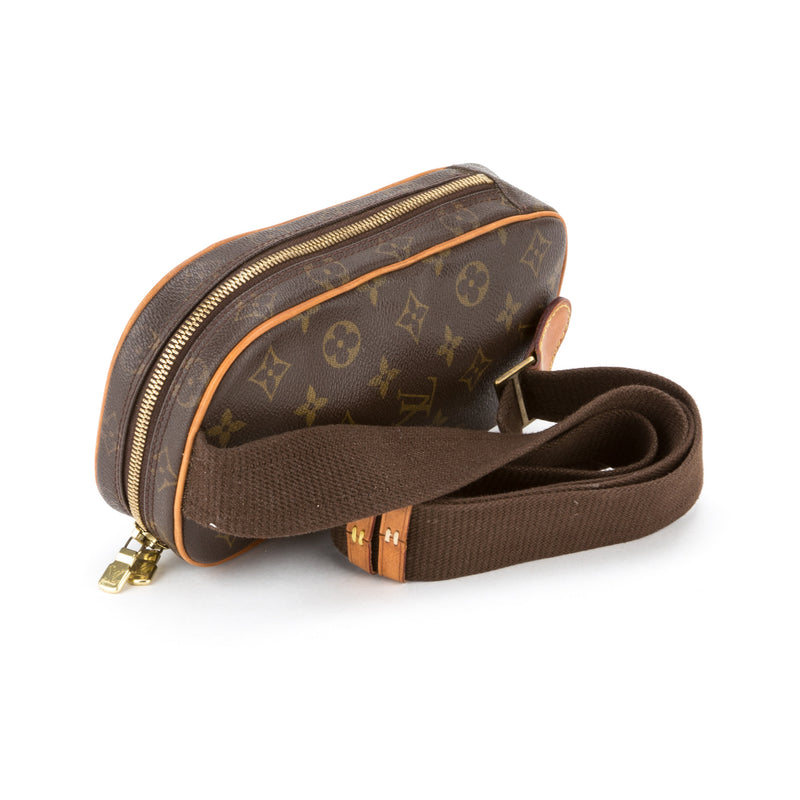 Louis Vuitton Monogram Gange Pochette (Authentic Pre Owned)