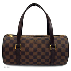 Louis Vuitton Damier Ebene Papillon 26  (Authentic Pre Owned)