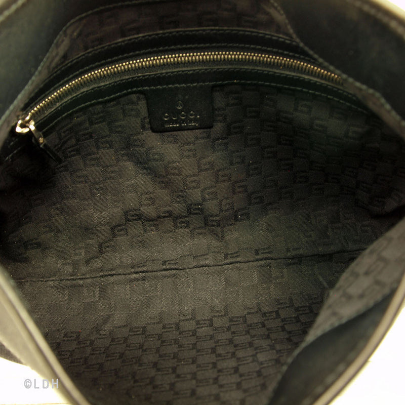 Gucci Horsebit Hobo GG Flap (Authentic Pre Owned)