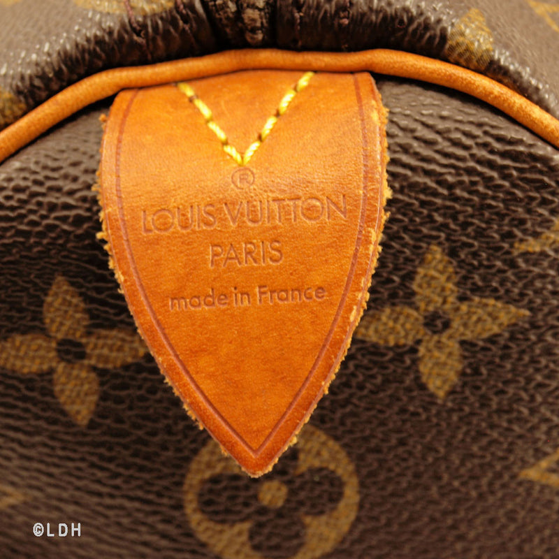 Louis Vuitton Speedy 35 (Authentic Pre Owned)