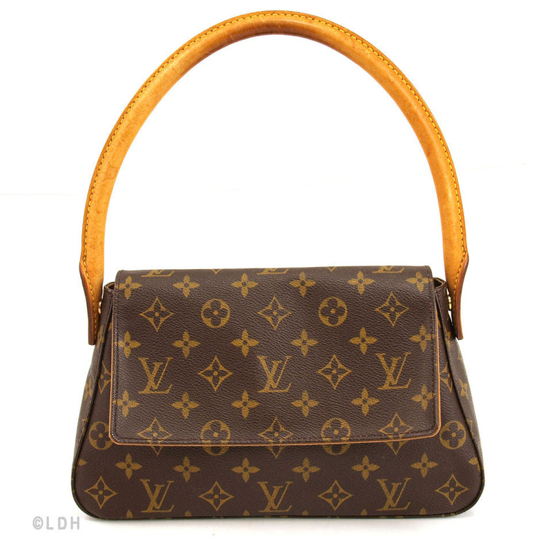 Louis Vuitton Looping Monogram MM (Authentic Pre-Owned)