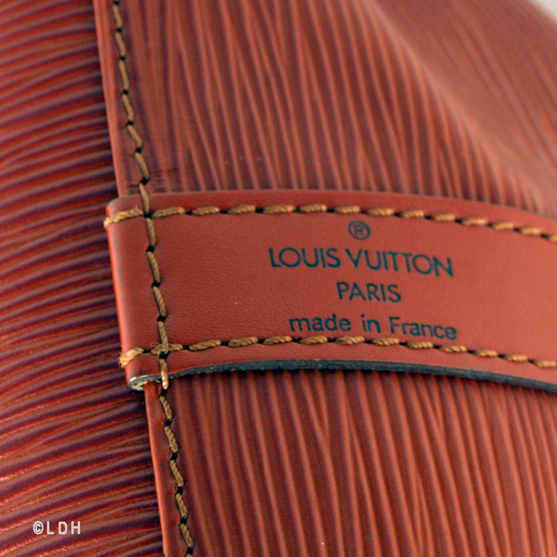 Louis Vuitton Monogram Epi Noe (Authentic Pre Owned)