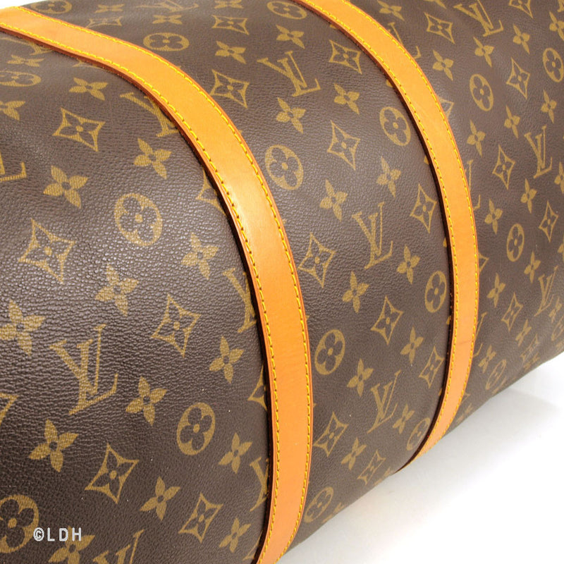 Louis Vuitton Keepall 55 with Strap (Authentic Pre Owned)