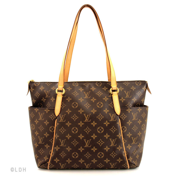 Louis Vuitton Monogram Totally MM (Authentic Pre Owned)