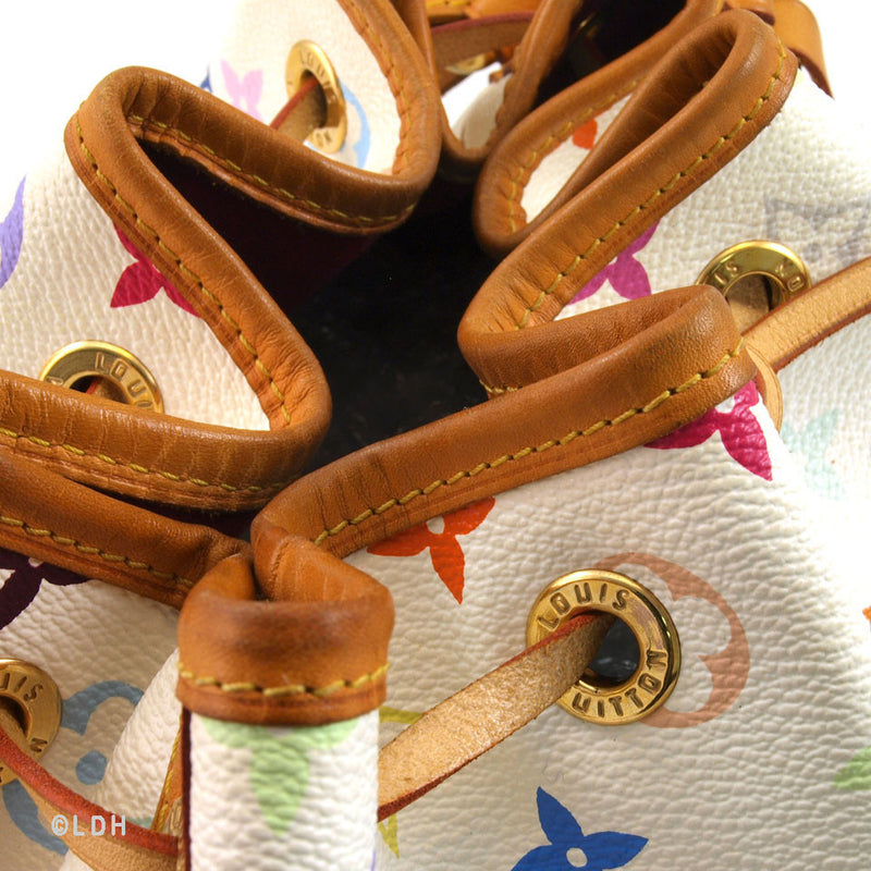 Louis Vuitton Multicolore Petit Noe (Authentic Pre-Owned)