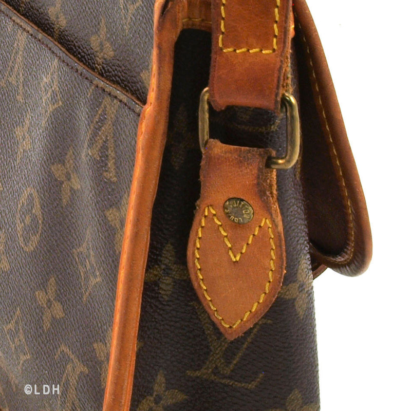 Louis Vuitton Sac Gibeciere MM (Authentic Pre Owned)
