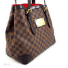 Louis Vuitton Damier Ebene Hampstead MM (Authentic Pre-Owned)