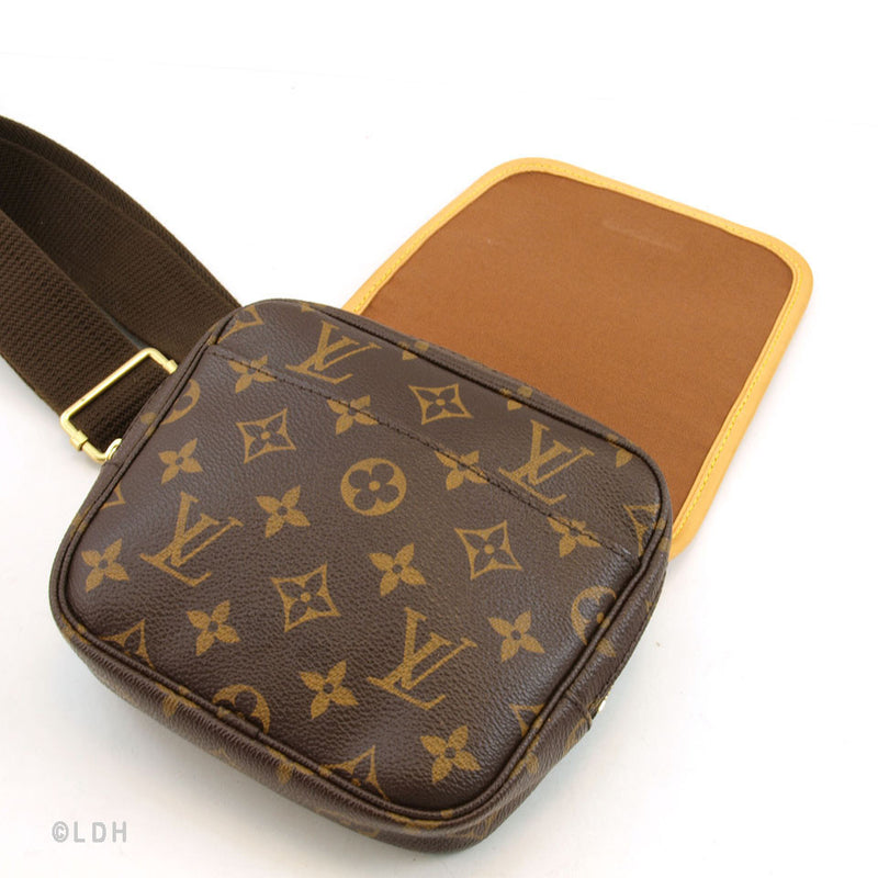 Louis Vuitton Monogram Canvas Pochette Bosphore Messenger (Authentic Pre Owned)