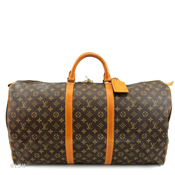 Louis Vuitton Keepall 60 (Authentic Pre Owned)