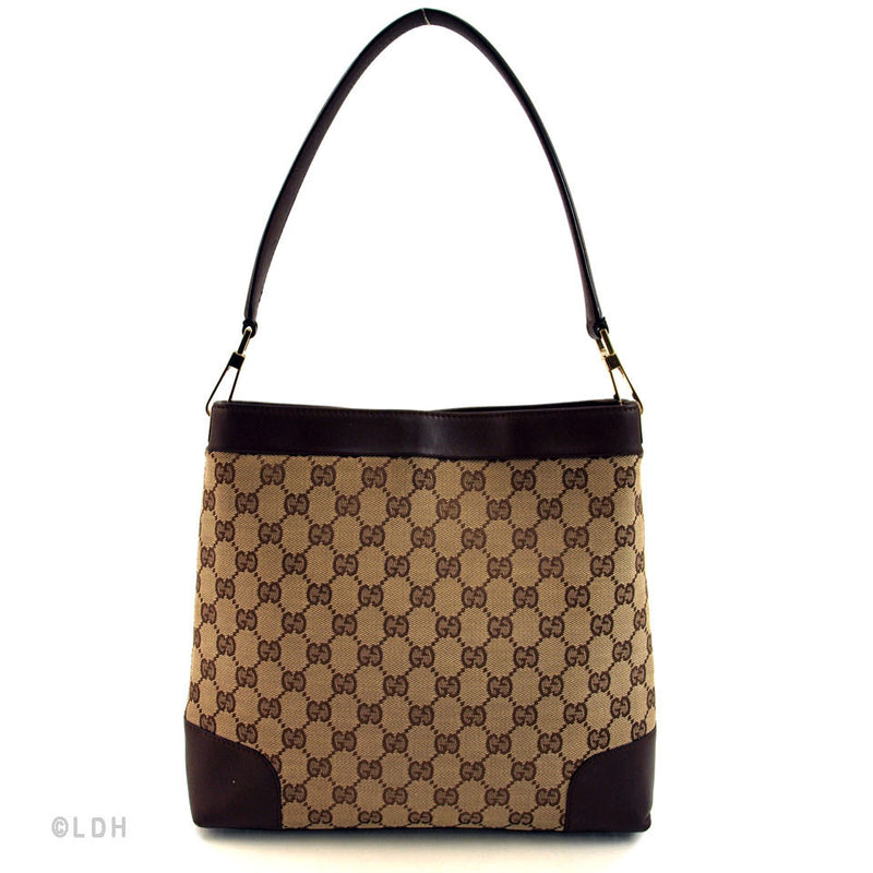 Gucci Monogram Shopping Tote (Authentic Pre Owned)