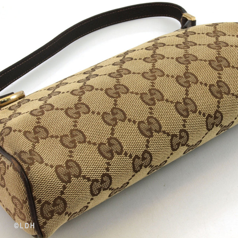 Gucci Monogram Pochette (Authentic Pre Owned)