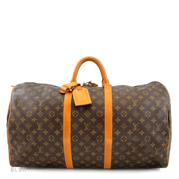 Louis Vuitton Keepall 55 without Straps (Authentic Pre Owned)
