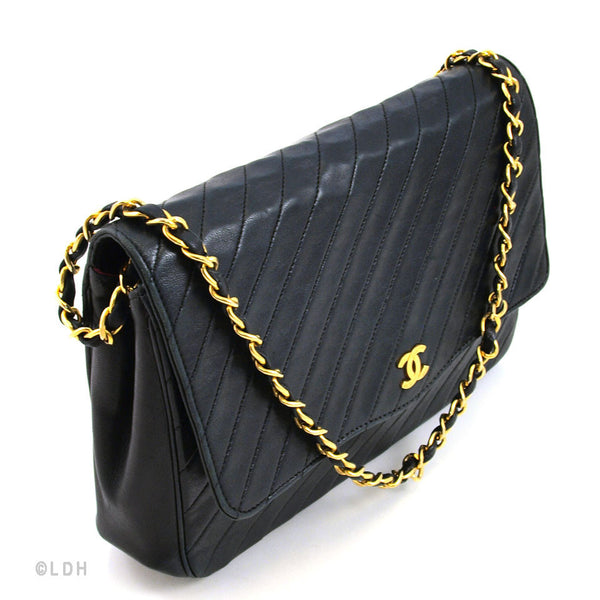 Chanel Single Shoulder Flap (Authentic Pre Owned)