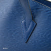 Louis Vuitton Blue Epi St. Jacques (Authentic Pre Owned)