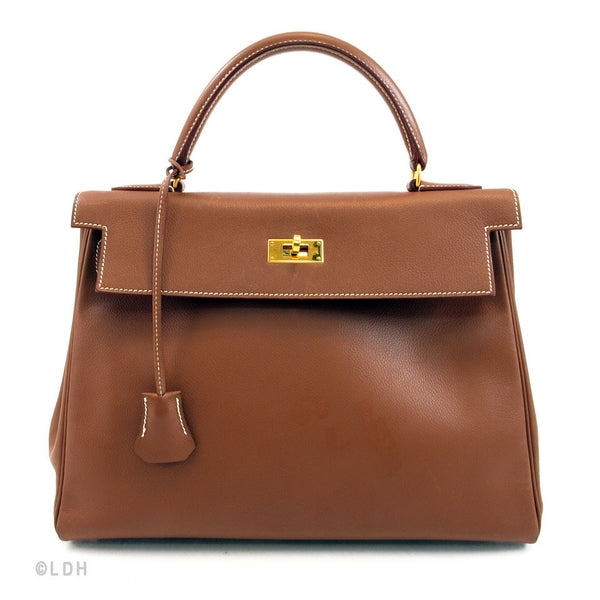 Hermes Brown Kelly (Authentic Pre Owned)