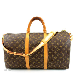 Louis Vuitton Keepall 45 with Straps (Authentic Pre Owned)