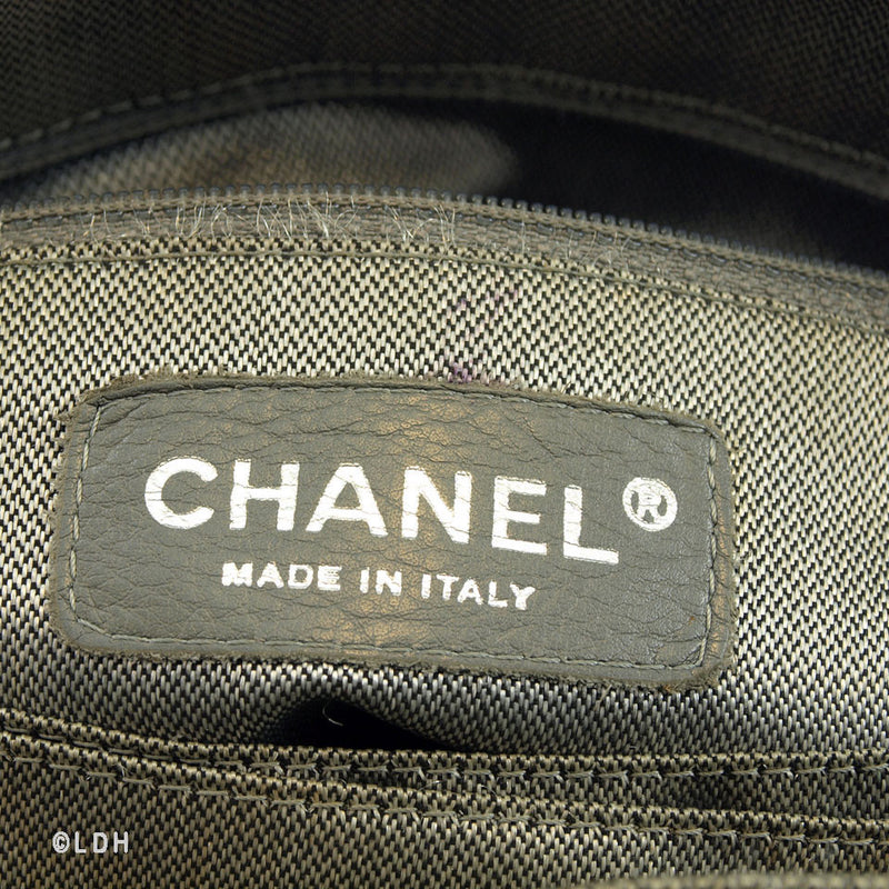 Chanel Lambskin Shoulder (Authentic Pre Owned)
