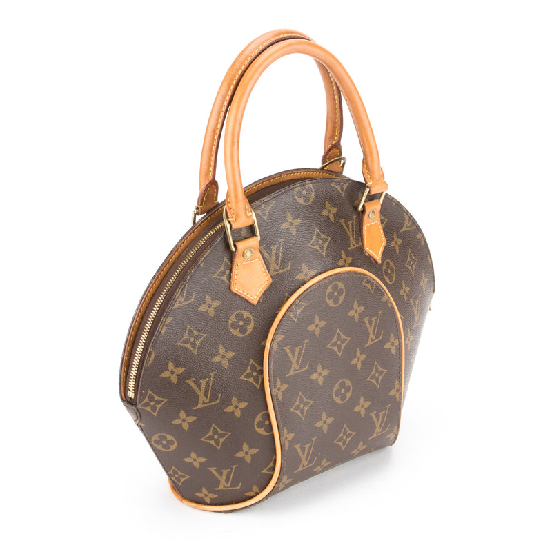 Louis Vuitton Monogram Ellipse PM Bag (Authentic Pre Owned)