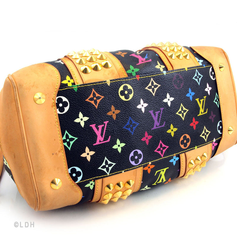 Louis Vuitton Black Courtney MM (Authentic Pre Owned)
