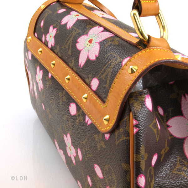 Louis Vuitton Cherry Blossom Sac Retro (Authentic Pre Owned)