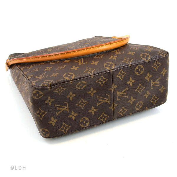 Louis Vuitton Looping Monogram MM (Authentic Pre Owned)