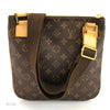 Louis Vuitton Monogram Canvas Pochette Bosphore Messenger
