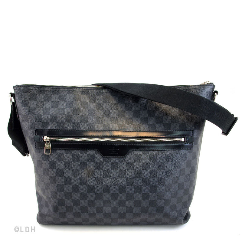 Louis Vuitton Damier Graphite Micky GM (Authentic Pre Owned)
