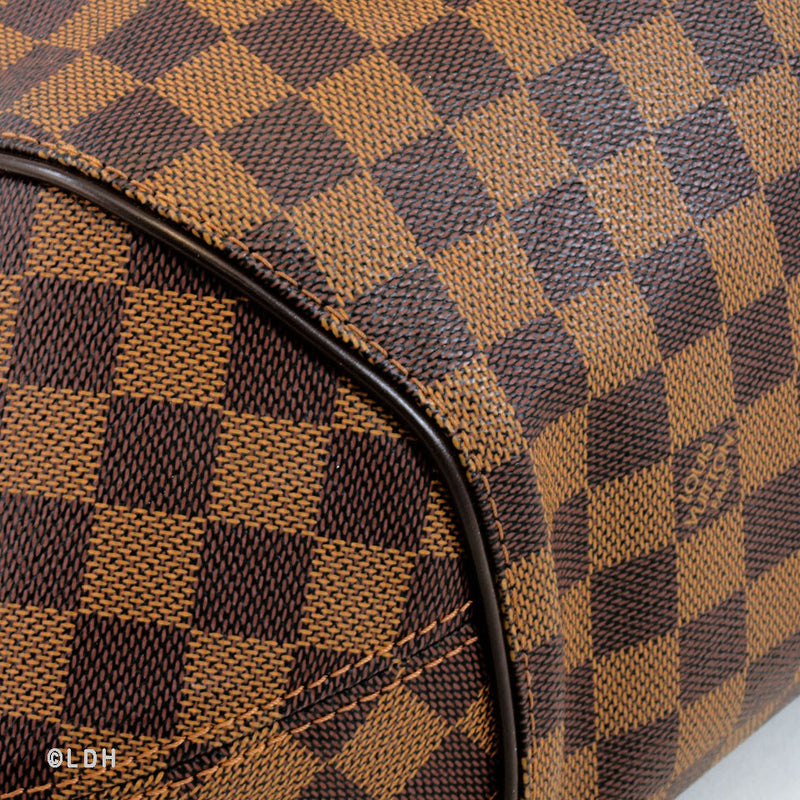 Louis Vuitton Damier Ebene Sistina GM (Authentic Pre Owned)