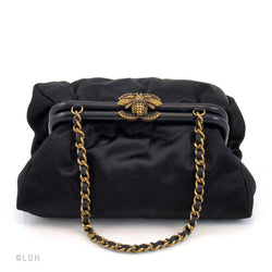 Chanel Satin Evening (Authentic Pre Owned)