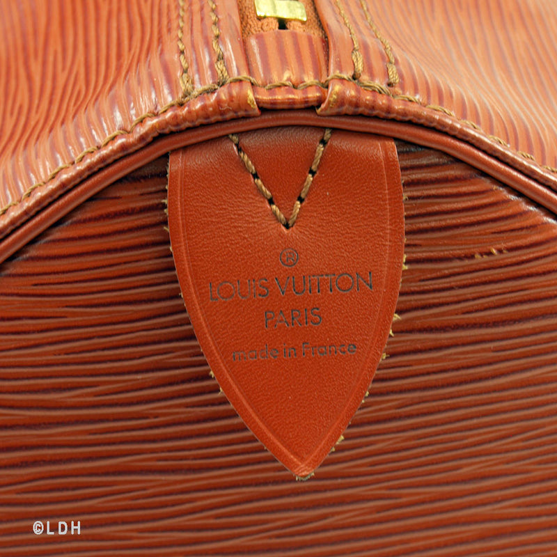 Louis Vuitton Epi Speedy 30 Fawn (Authentic Pre Owned)
