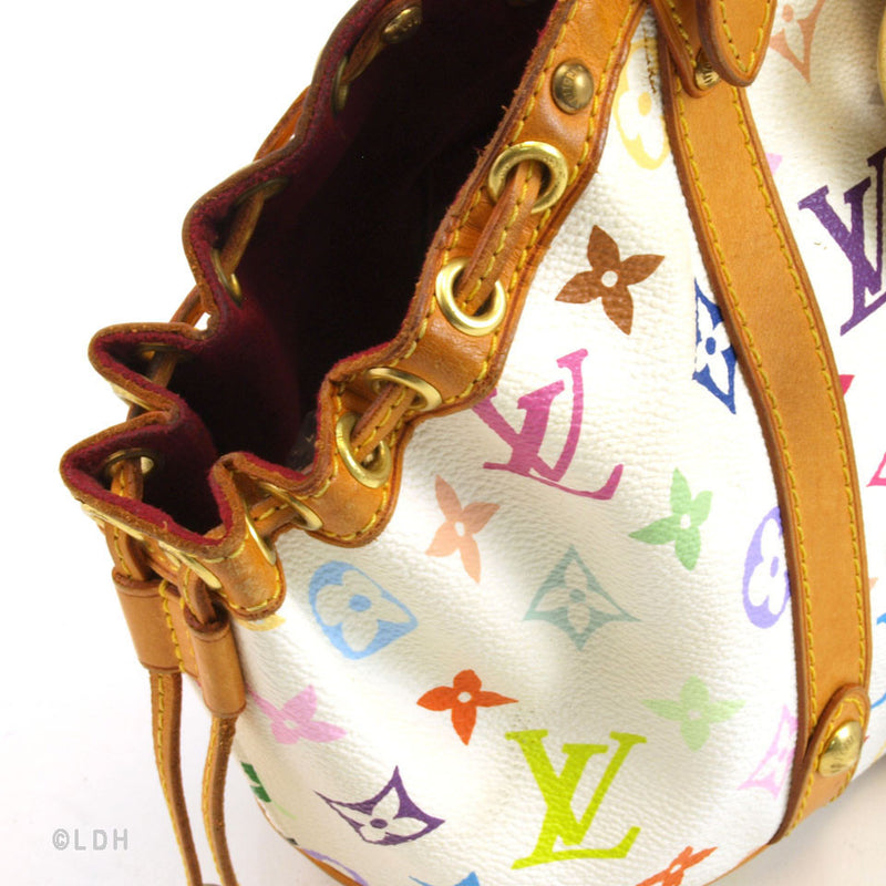 Louis Vuitton Mutli-Colored Theda (Authentic Pre Owned)
