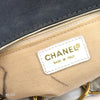Chanel Navy Pochette (Authentic Pre Owned)