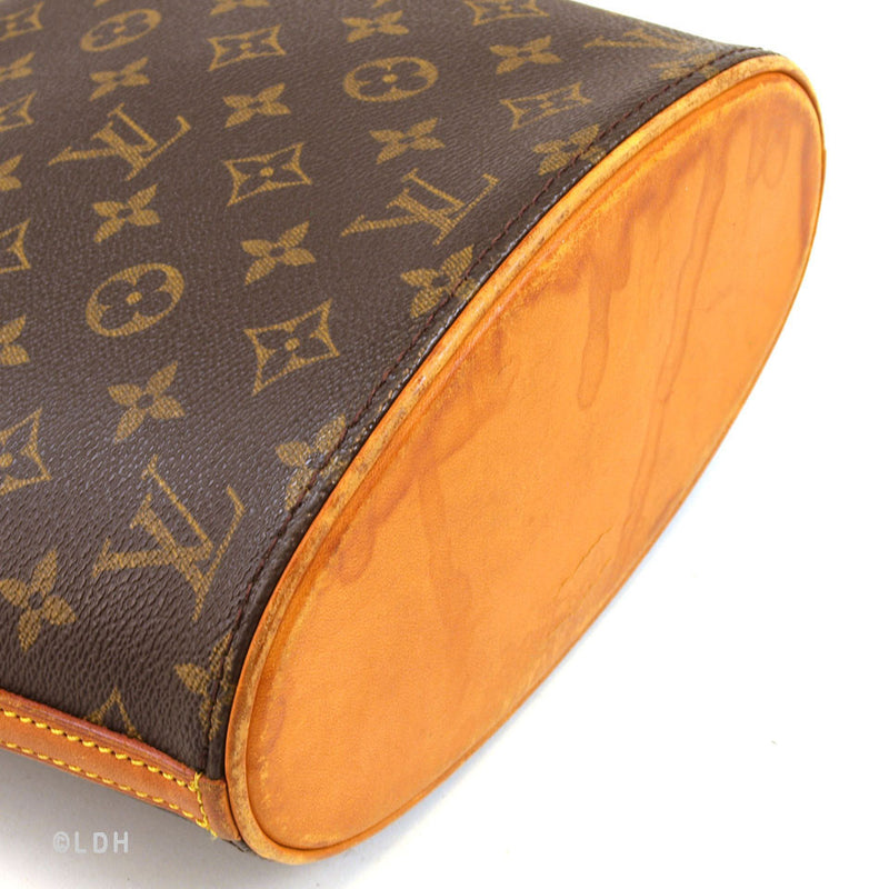 Louis Vuitton Drouot Handbag (Authentic Pre-Owned)