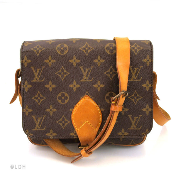 Louis Vuitton Monogram Cartouchiere PM (Authentic Pre Owned)