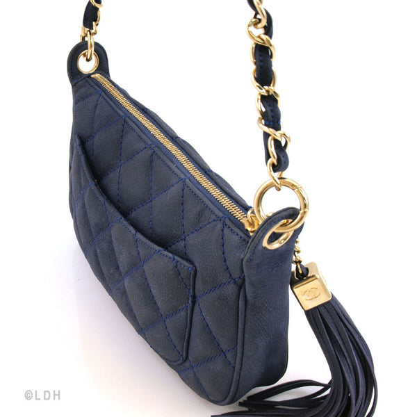 Chanel Caviar Tassle (Authentic Pre Owned)