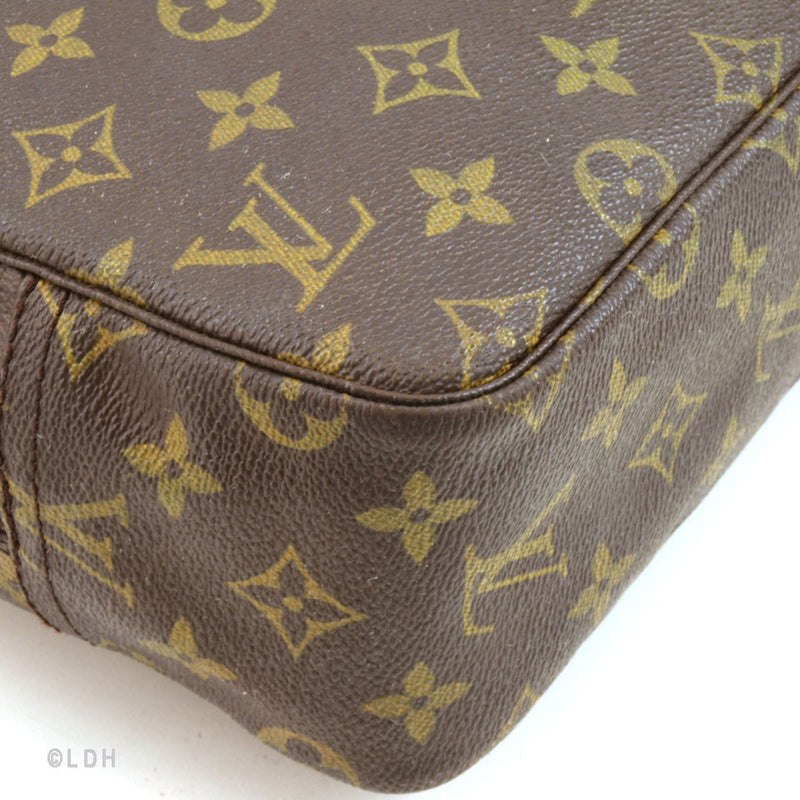 Louis Vuitton Mono Toiletry Case (Authentic Pre Owned)
