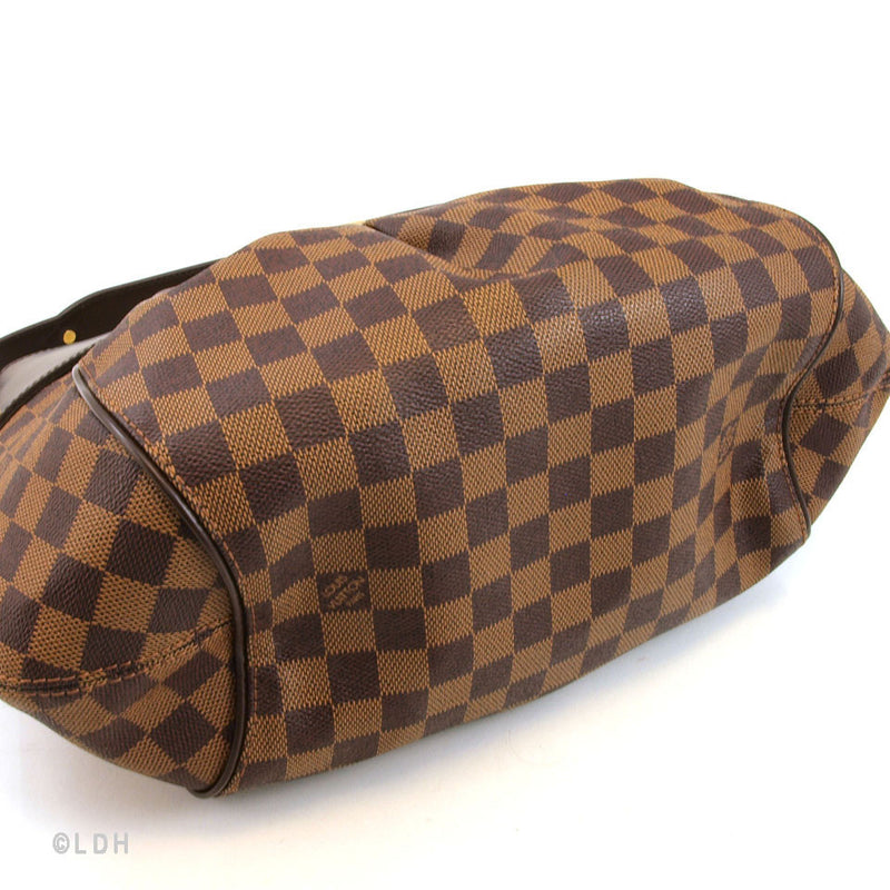 Louis Vuitton Damier Ebene Sistina PM (Authentic Pre Owned)